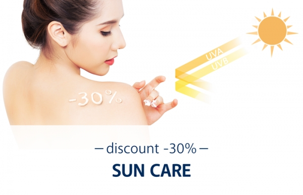 ESSENS SUN CARE SO ZĽAVOU 30 %