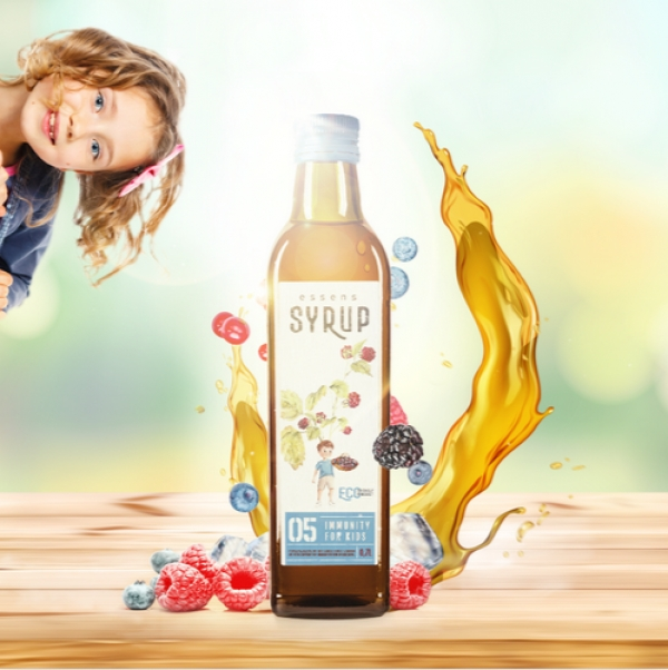 ESSENS SYRUP IMMUNITY FOR KIDS