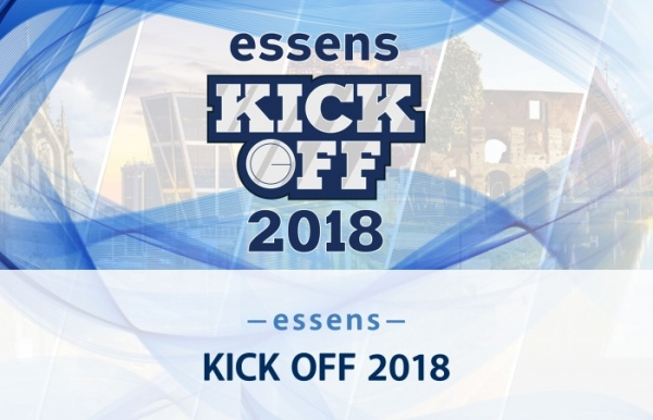 ESSENS Kick OFF 2018