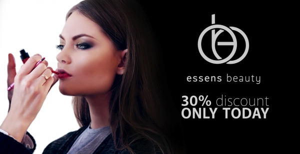 ESSENS BEAUTY SO ZĽAVOU 30%